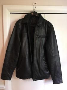 Men's Size M Leather Jacket
