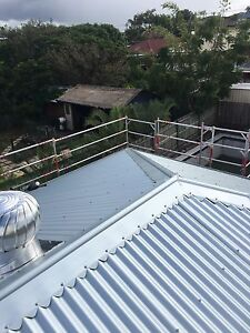 Roofing jobs, gutter jobs and patios Alexandra Hills Redland Area Preview