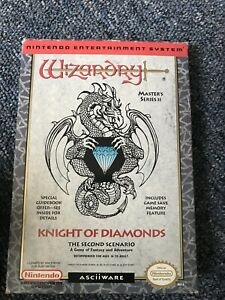 Wizardry: Knight of Diamonds (NES)
