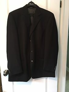 Men's black Alfred sung sport Coat/blazer