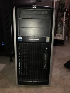 HP wx8400 workstation