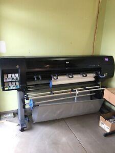 "HP DesignJet Z6100 60""  Large format Printer"