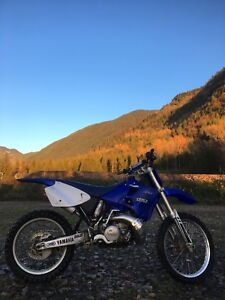 1999 YZ250 Two Stroke