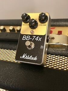 Mr. Black B.B.-74x Overdrive