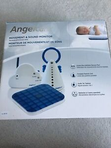 Angel care sensor pad and monitor