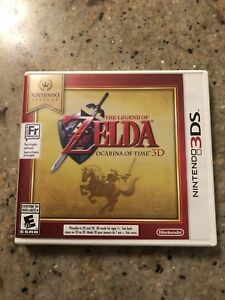 Zelda Ocarina of Time Nintendo 3DS