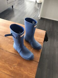 Botte Hunter bleu