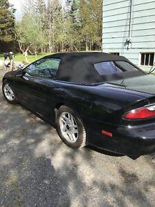 1996 Z28 camaro convertible