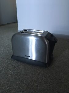 Stainless steel toaster $15 OBO