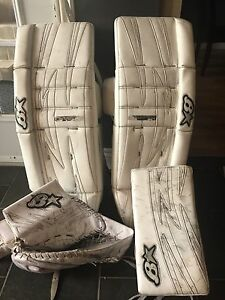 Custom Brian Goalie pads