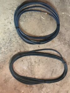 100' of 3/8 air compressor hose