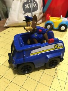 Paw patrol pieces