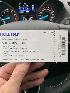 PIL ticket