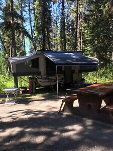 2016 Jayco 1007ud 14' Tent trailer