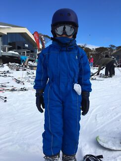 Kids one piece  ski suit