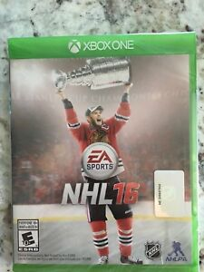 NHL 16 game for Xbox one