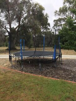 Large trampoline to give away