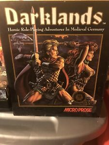 Darkly day Vintage Dungeons and Dragons RPG pc computer