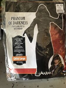 Phantom of darkness Costume