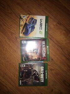 3 xbox 1 games