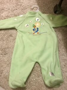 3 month sleeper boy new with tags