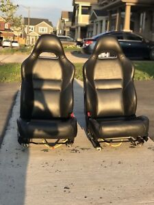 RSX Leather Seats