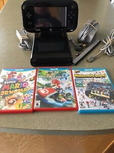 Nintendo Wii I and games