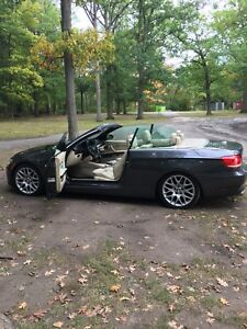 2007 328i Bmw - cabriolet/convertible/droptop/hard top