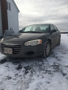 2004 Chrysler Seabring 800$