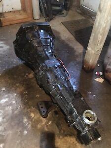 Nissan s13 Sr20det transmission