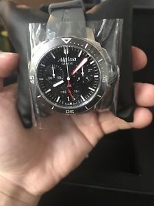 Alpina SEASTRONG DIVER 300 brand new  MSRP 1400$