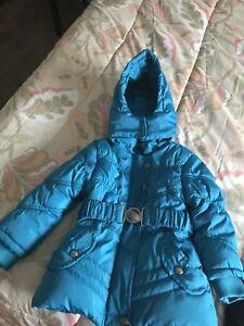 Snow puff jacket 3-4 T