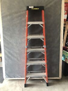 Featherlite 375 6' ladder new