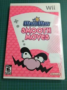 Wario Ware smooth moves pour wii
