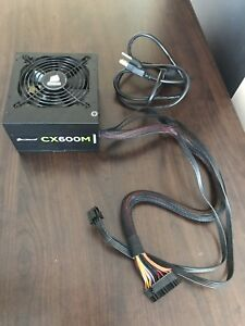 Corsair CX600M PSU