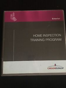 Home Inspection Textbook - Exterior
