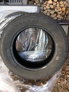 Bridgestone dueler th Alenza 225/65/17