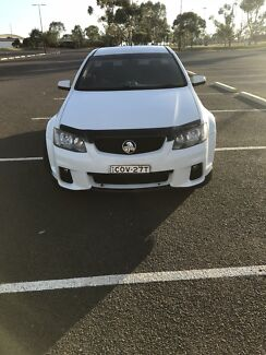 2011 Holden Commodore SV6 Series 2 Ute Hillvue Tamworth City Preview