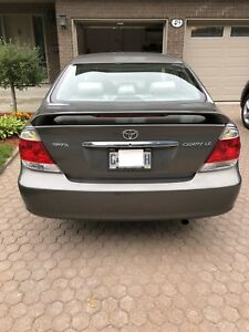 2005 Toyota Camry for sale by first and only owner!