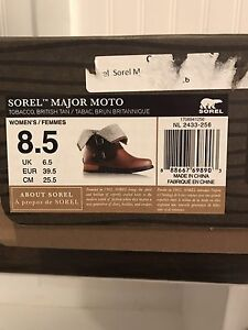 Sorel Major Moto Women's Boots