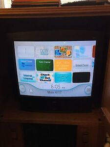 """Cabin TV! RCA 32"""" CRT model F32685 with PiP"""