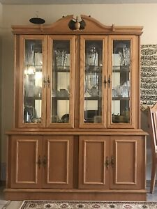Crockery Cabinet -Great condition