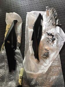 Aprilia Tuono V4 1000 OEM tail section / fairings (black)