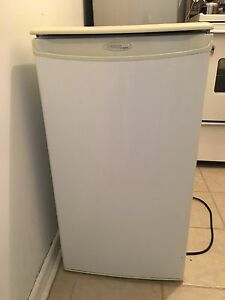 Danby Designer mini freezer