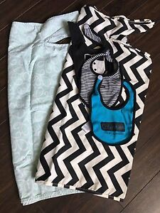 Nursing covers and bibs
