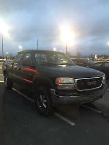 2001 GMC Sierra for trade or sale
