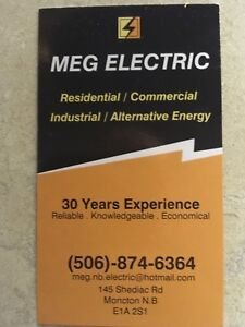 Electrician 30 years experience