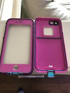 Authentic lifeproof case for iPhone 7