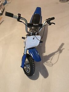 Razor electric dirt bike for sale