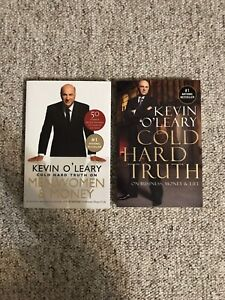Kevin O'Leary Books-2 for $8